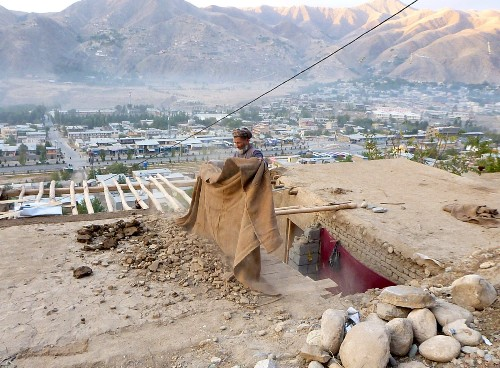 Earthquake Strikes Afghanistan, Pakistan: Pictures