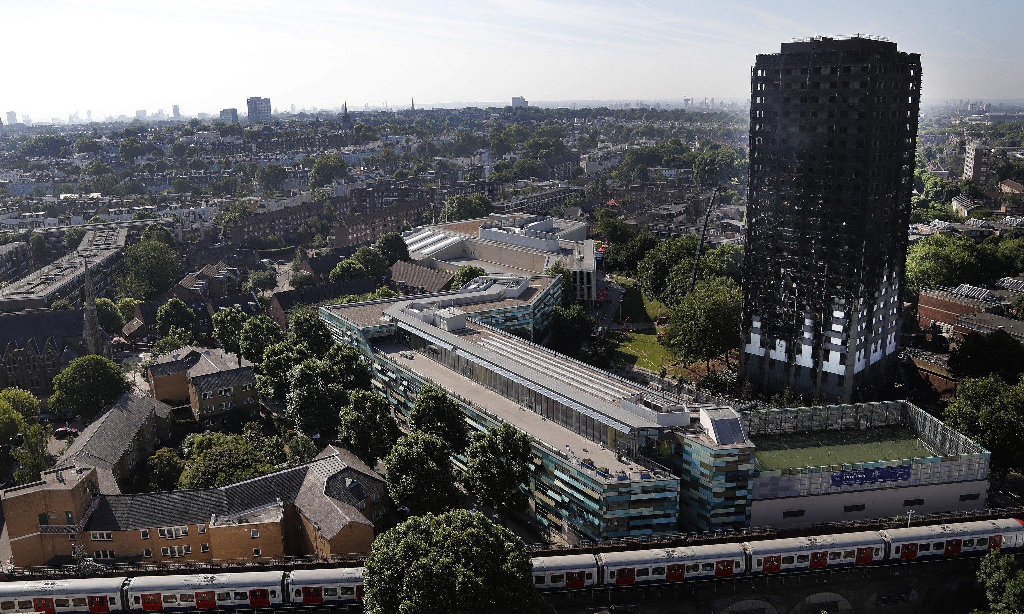 Grenfell Tower fire is corporate manslaughter, says Labour MP