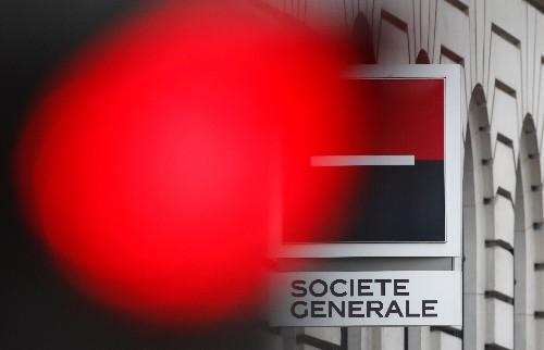 SocGen va supprimer 530 emplois en France d'ici 2023, dit la CGT