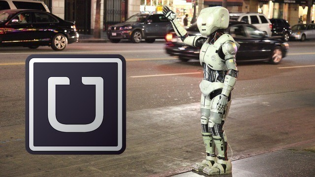 Uber Is About To Launch An API