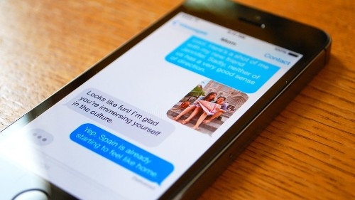 Apple Adds More Security To iMessage And FaceTime With Two-Factor Authentication