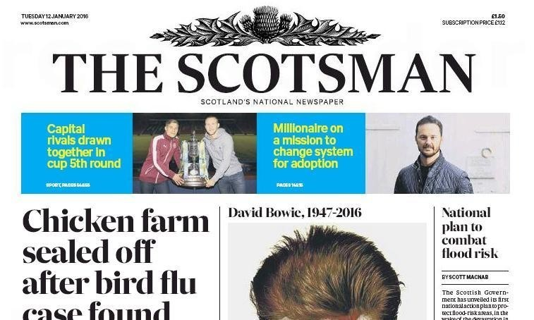 Scotsman staff threaten strike action over job cuts