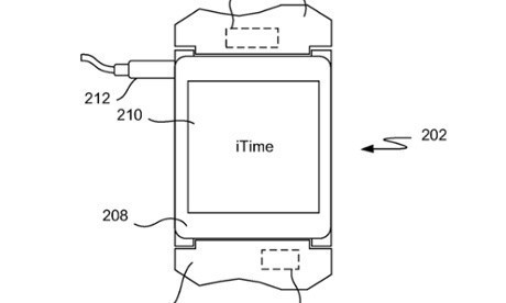 Patent application reveals Apple's 'iTime' smartwatch
