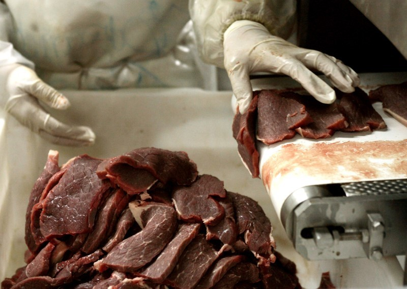 In single Brazilian state, some 2,400 meat plant workers catch coronavirus, officials say