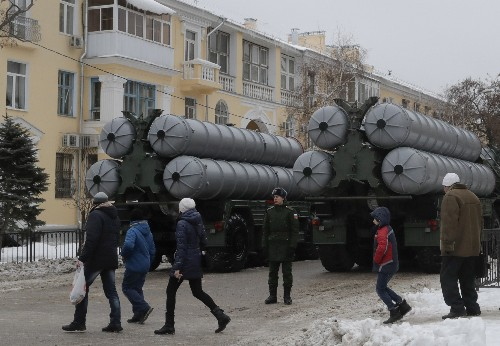 Another Russian S-400 battery headed to Turkey beginning Tuesday: Anadolu