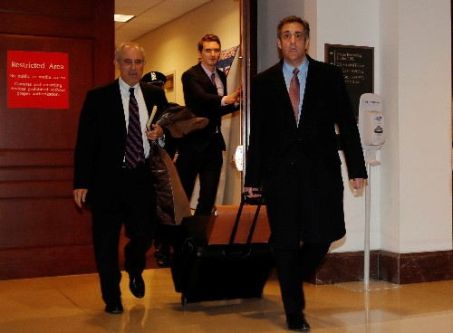 Documents related to raid on ex-Trump lawyer Cohen can be unsealed - judge