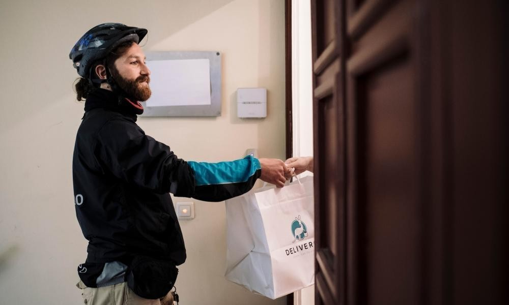 The truth about working for Deliveroo, Uber and the on-demand economy
