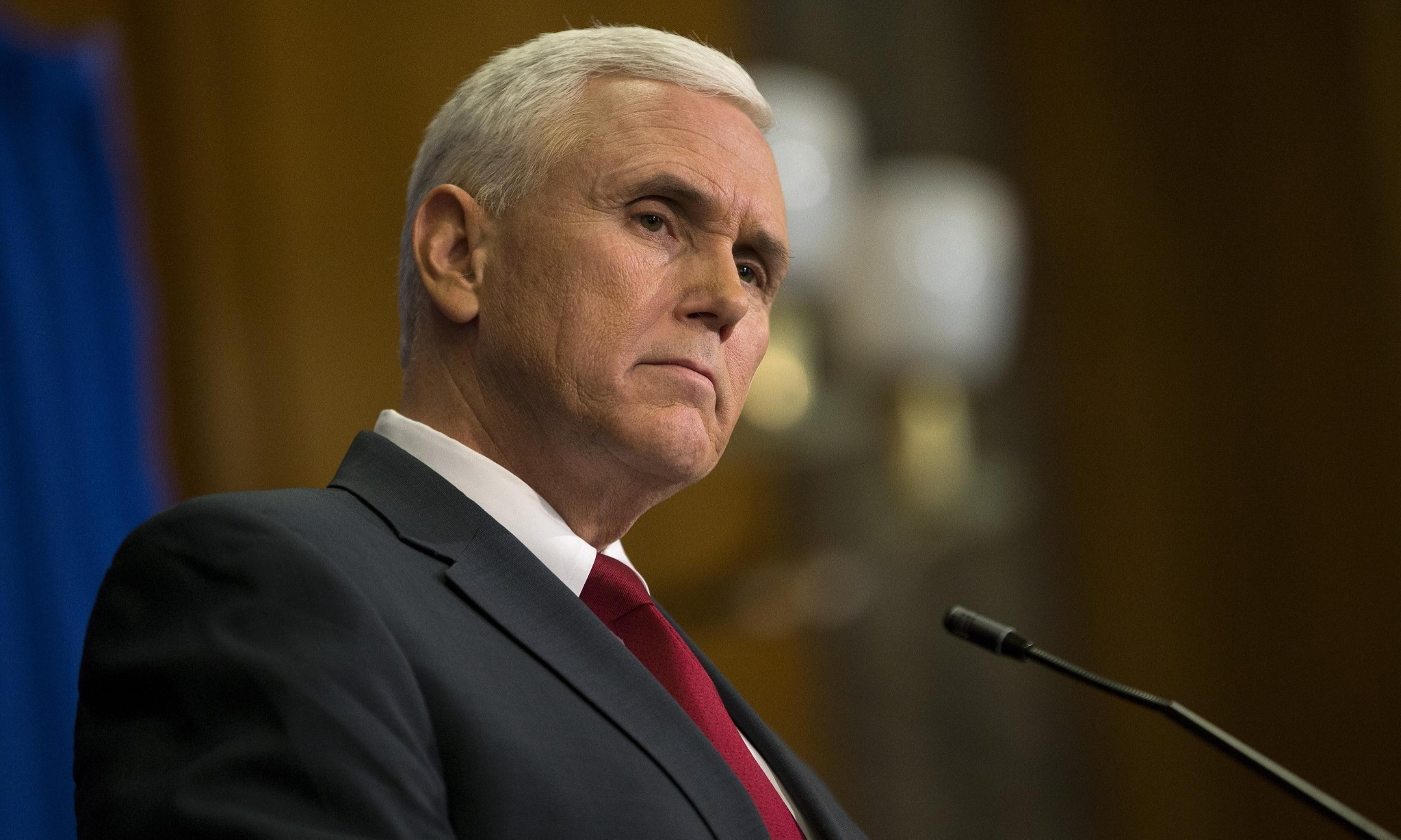 Donald Trump officially names Indiana governor Mike Pence as running mate