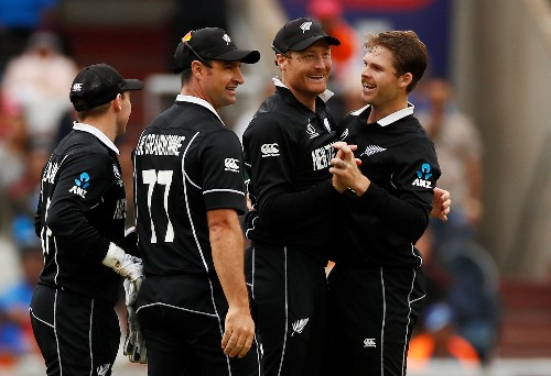 Cricket - 'Miracle in Manchester', New Zealand in shock at win over India