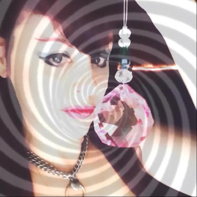 Look at my crystal ....