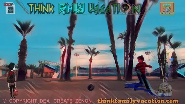 Think Beach by tFv - cover