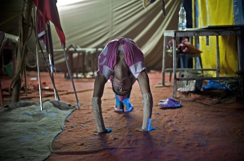 The Rambo Circus of India in Pictures