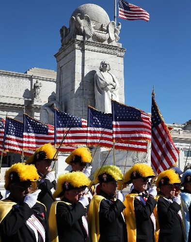 Columbus Day Celebrations in Pictures