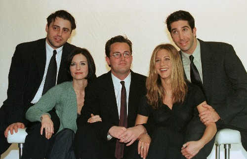 WarnerMedia nears deal with 'Friends' cast for reunion special: reports