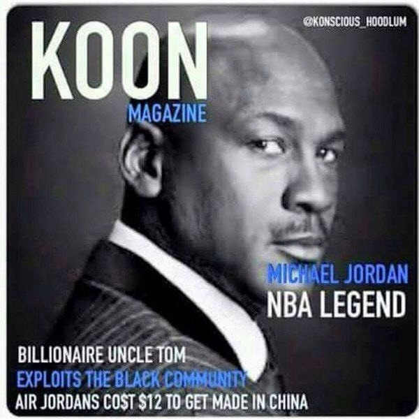NBA Coons And The Occult - cover
