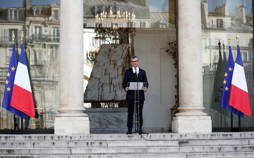 Macron taps trio to help drive coronavirus recovery