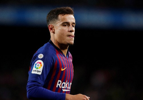 Bayern Munich sign Coutinho on loan from Barcelona