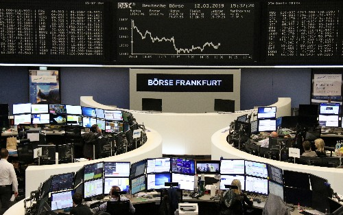 German Bund yield crashes below zero for first time since 2016 as bleak data rattles markets