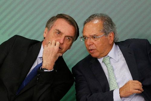 Paulo Guedes concordou em estudar atualização da tabela do IR, diz porta-voz