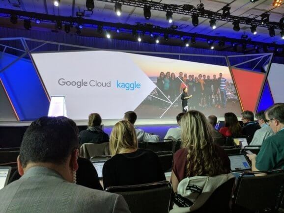 Google confirms acquisition of data science startup Kaggle