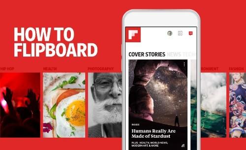 Nuevo Flipboard: guías para curadores de revistas