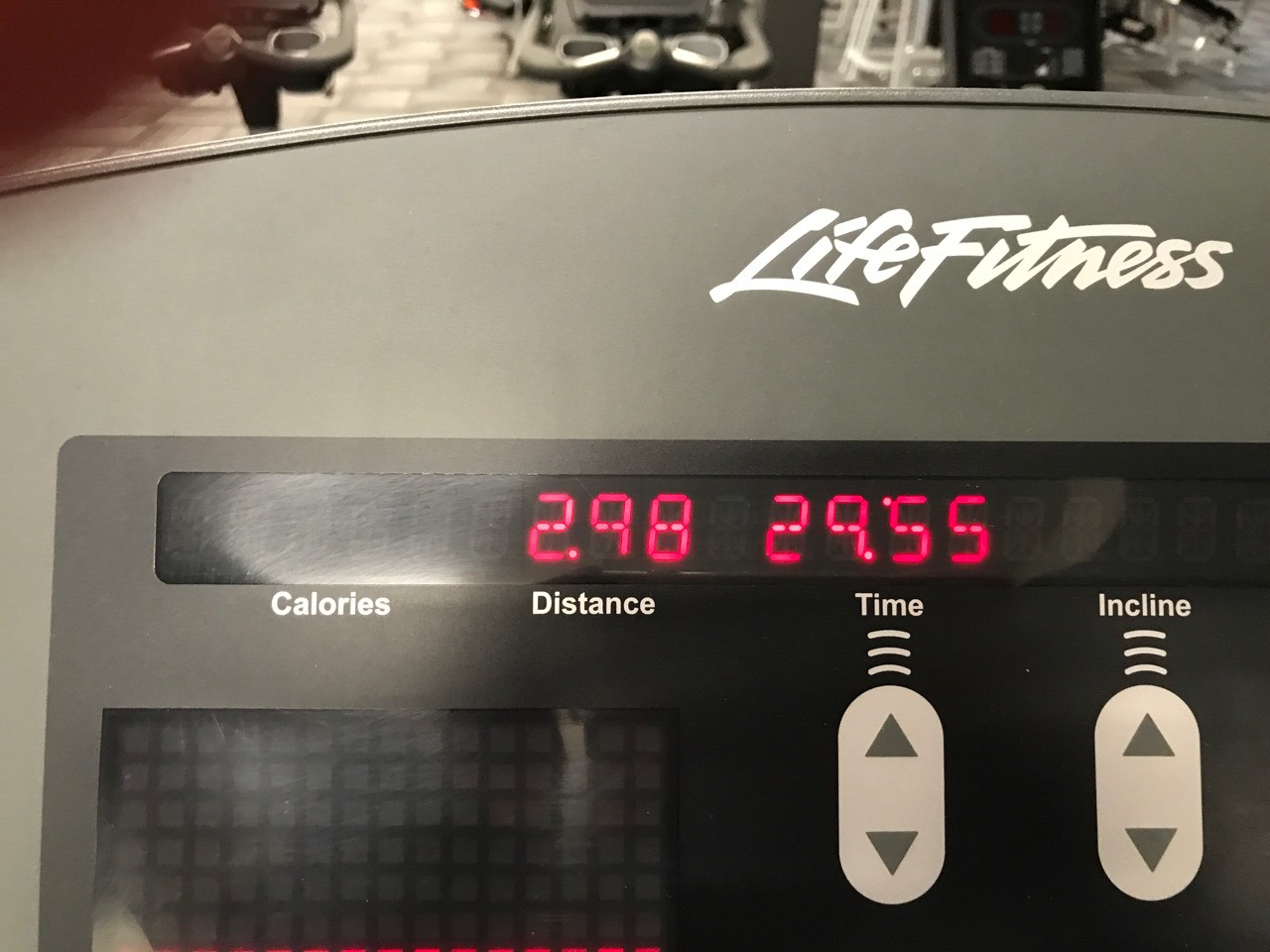 I was so close to 3km in half an hour! That's such a big deal for me because I tried my hardest at running as much as I could and I know I will get better and better! My goal for today is to reach 3km and I'm definitely going to try my hardest and pump it out! I'm so excited. I'm in such a mentally good space now in terms of happiness and health. I joined the gym on the first of June and today will be my 3rd time, I've made a schedule and set myself little goals to achieve to keep myself motivated! I have definitely been breaking a good sweat in doing this! And the best news of all, I've lost 4kgs ☺️😍 -Panda