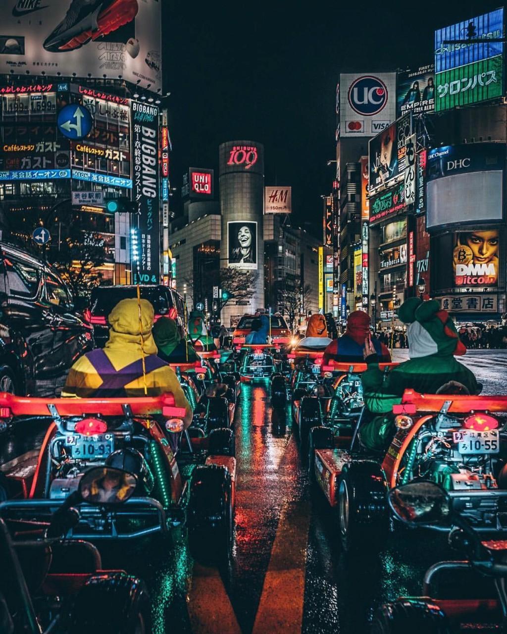 Japan - Magazine cover