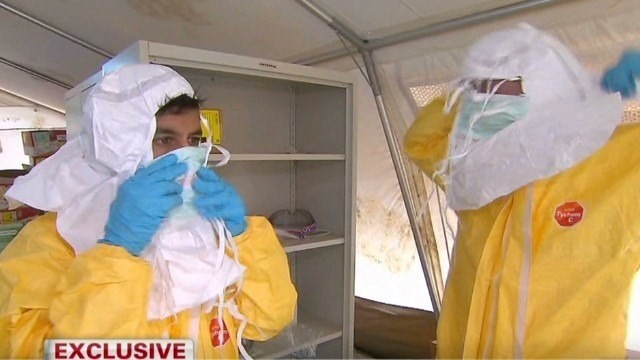 'Drastic action is needed' now to stop Ebola