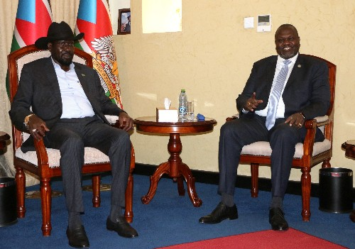 South Sudan to form unity government by Saturday deadline