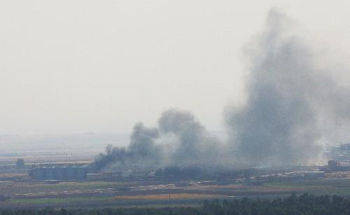 Turkey plans presence across northeast Syria, Erdogan says