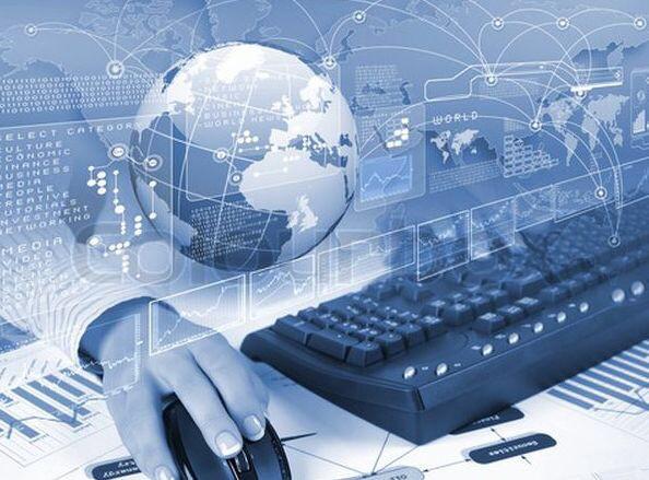 """تعريف تقنية المعلومات 💻 هي """"دراسة، تصميم، تطوير، تفعيل، دعم أو تسيير أنظمة المعلومات التي تعتمد على الحواسيب، بشكل خاص تطبيقات وعتاد الحاسوب""""، تهتم تقنية المعلومات باستخدام الحواسيب والتطبيقات البرمجية لتحويل، تخزين، حماية، معالجة، إرسال، والاسترجاع الآمن للمعلومات."""
