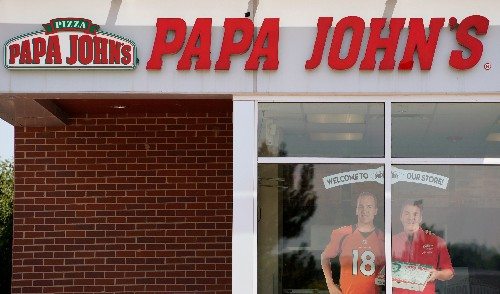 Papa John's new CEO shakes up top management; CFO to leave