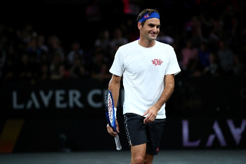 Federer happy for China to host Laver Cup