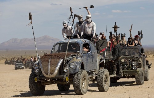 THE SHOT: Mad Max Lives On