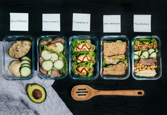 No Cook Meal Prep Recipes for Lunch