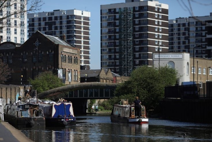 London rents crisis: A home on the city's canal boats and the zen of emptying the 's**t box'