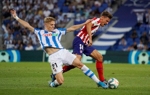 Real wary of Odegaard threat for Sociedad