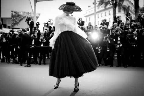 Cannes, in Black and White