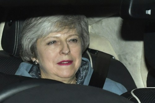 UK's May suffers embarrassing defeat on Brexit strategy