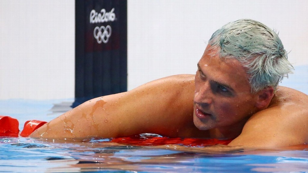 Swimmer Ryan Lochte reportedly suspended 10 months