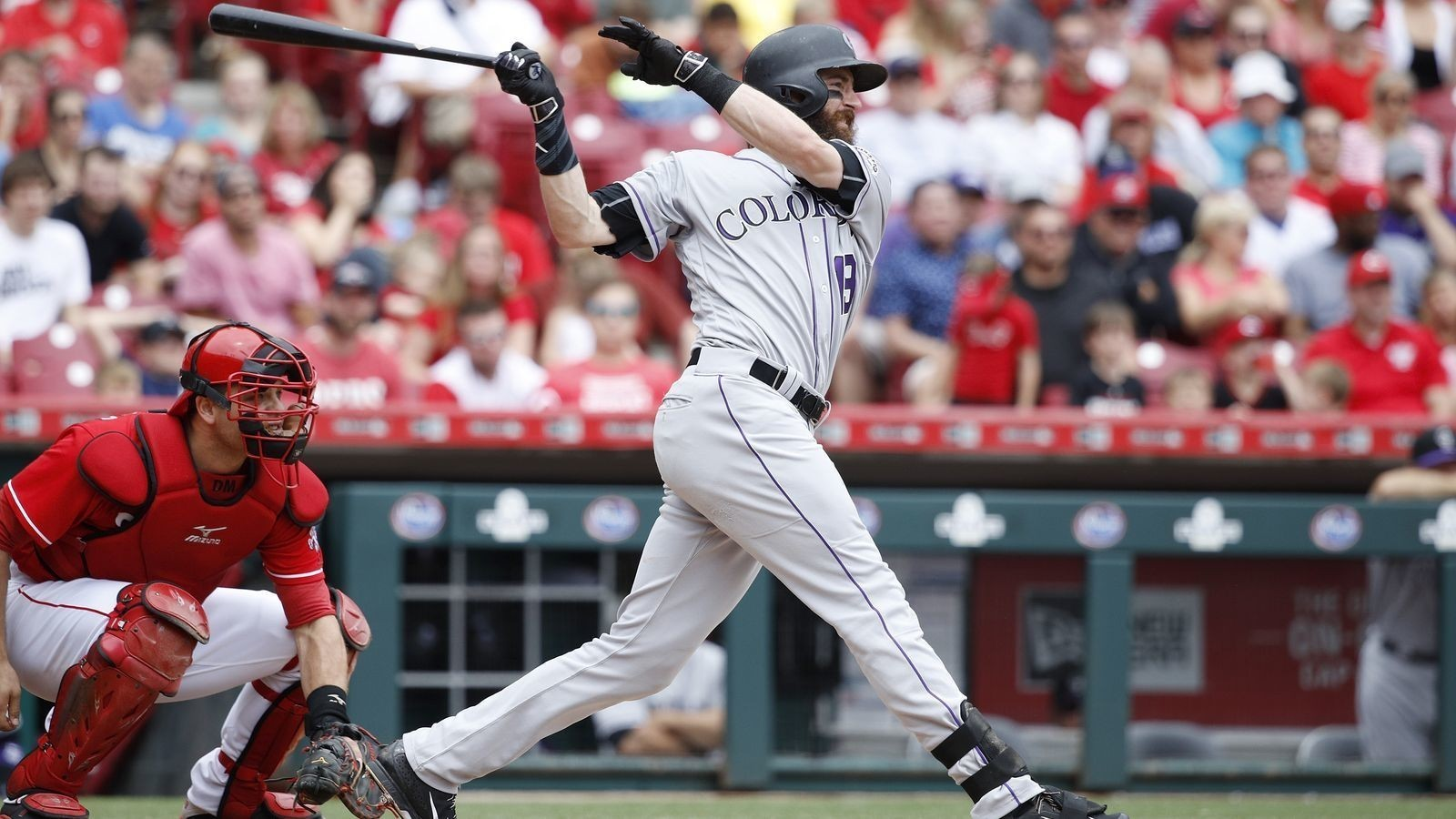Charlie Blackmon just might be the best position player on the Rockies right now