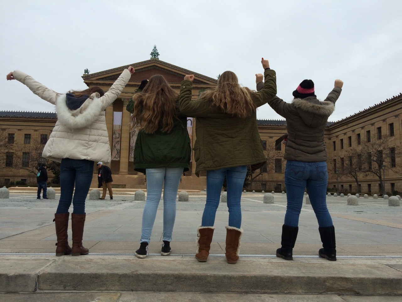 This is my favorite because It was the first time I've every traveled with my best friends. - Anna Sánchez