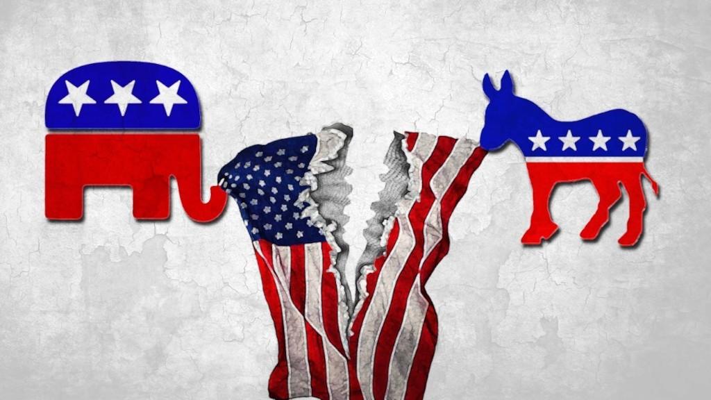 U.S.A. Politics.   - cover