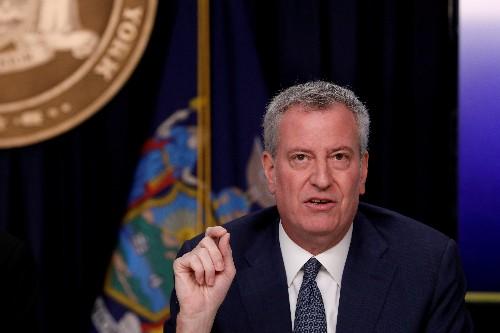 Smoking or vaping increases risks for those with coronavirus: NYC mayor