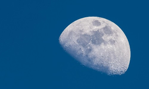 Face of the moon to change completely – in 81,000 years' time