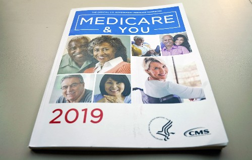 Medicare's outpatient 'Part B' premium going up to $144.60