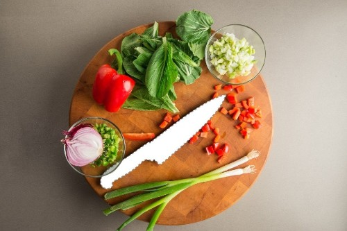 No slicing, no dicing: How to prepare a knife-free meal