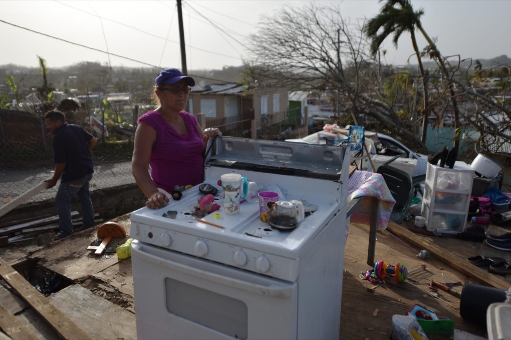 Puerto Rico Struggles to Recover After Hurricane: Pictures