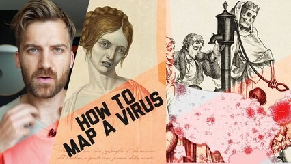 How To Map A Virus - cover