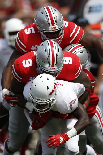Young buck and old head remake defense for No. 5 Ohio State
